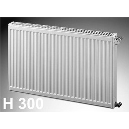 Korado 450 paneelradiator T22, H300, diverse breedte
