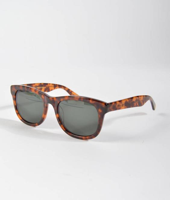 78082c71cf44c Han Kjobenhavn Wolfgang Amber Sunglasses - Maha Amsterdam