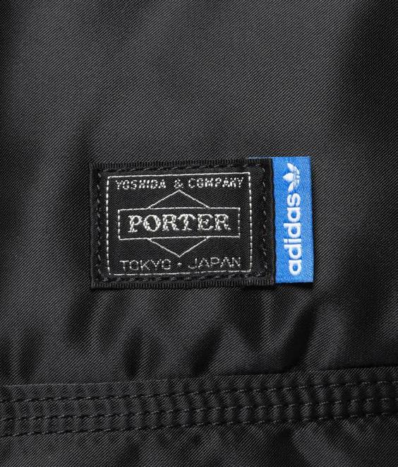 Adidas Adidas X Porter 2way Duffle Bag Black
