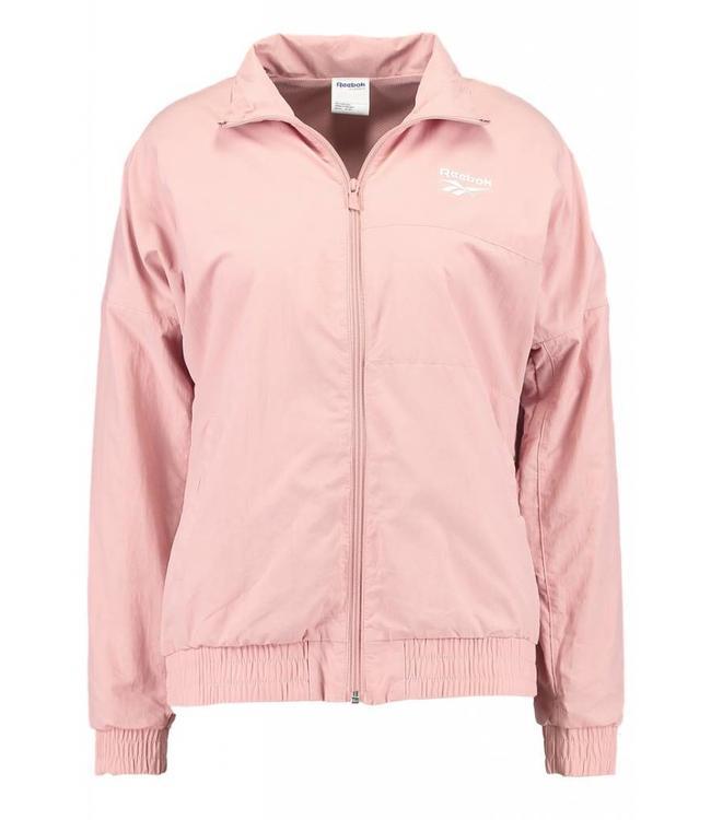 Reebok Reebok LF Vector Jacket Chalk Pink