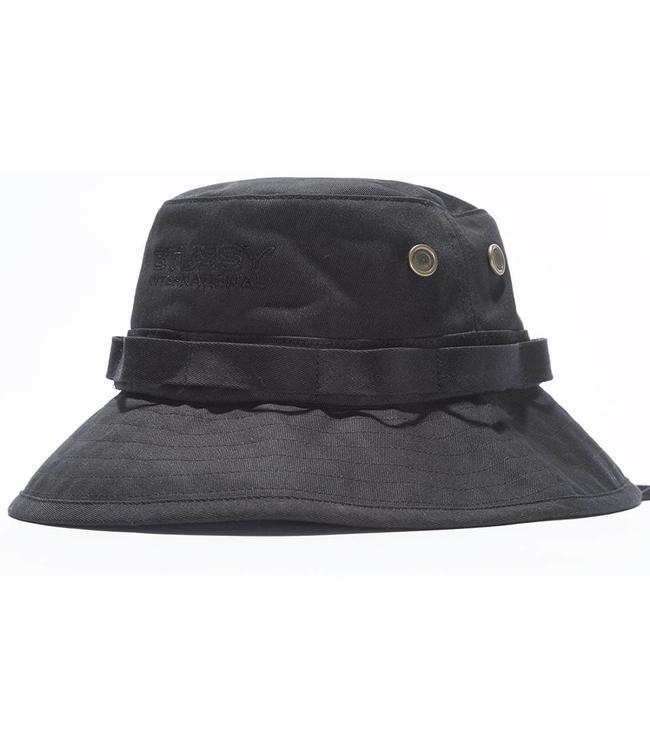 Stussy Stussy Fisherman Hat Black