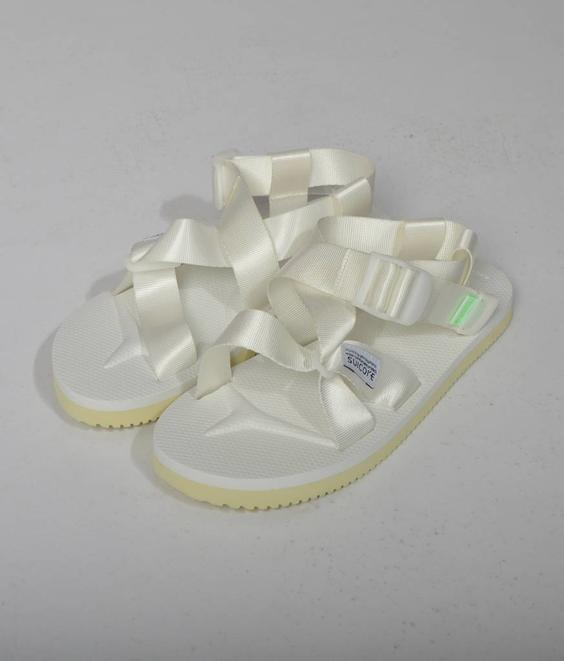Suicoke Suicoke CHIN2-Cab White