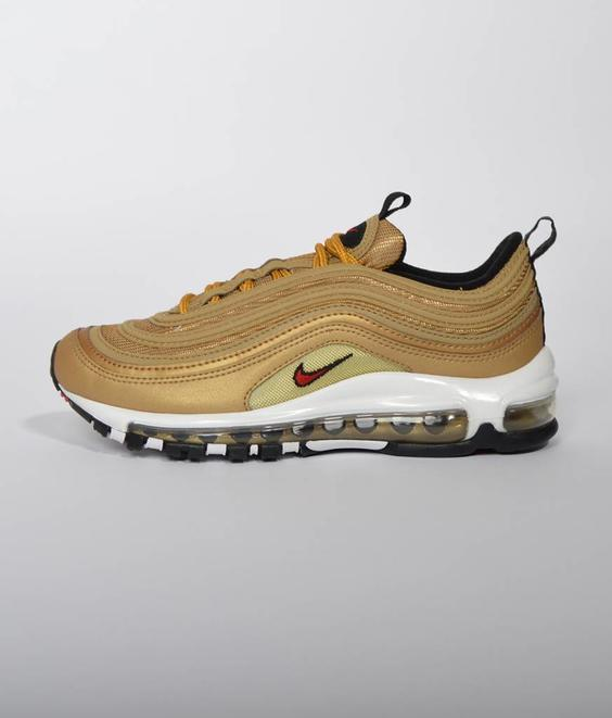 Nike Nike W Air Max 97 Metallic Gold