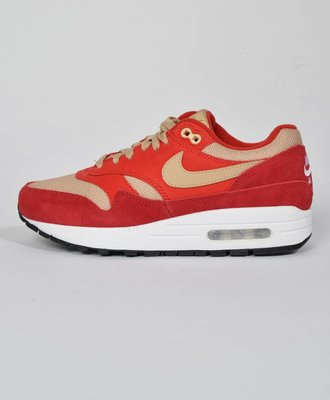 Nike Nike Air Max 1 Premium Retro Tough Red
