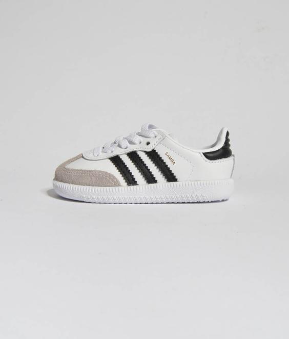 Adidas Adidas Samba OG Infant White