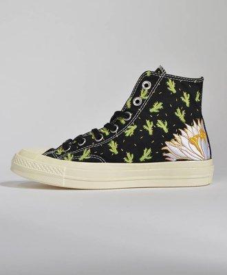 Converse Converse Chuck 70 Hi Black Cactus