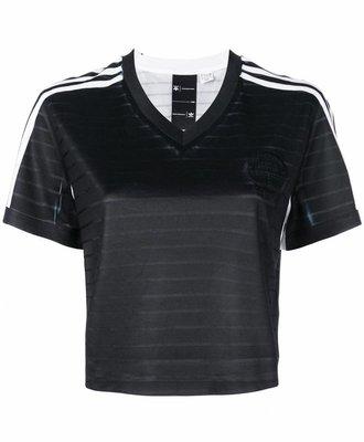Adidas Adidas X Alexander Wang Crop Tee Black