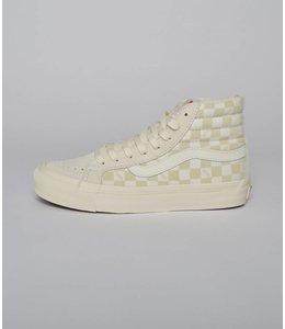 Vans Vans Vault Sk8 Hi LX Checkerboard Marshmallow