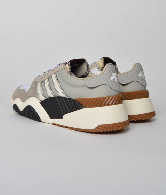 Adidas Adidas X Alexander Wang Turnout Trainer White