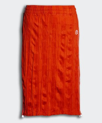 Adidas Adidas X Alexander Wang Skirt Bold Orange
