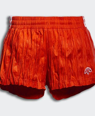 Adidas Adidas X Alexander Wang Shorts Bold Orange