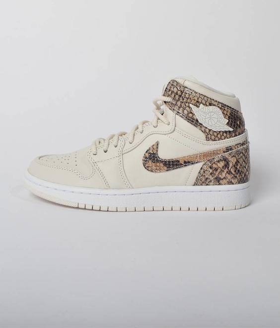 Nike Nike W Jordan 1 Retro High Premium Phantom Snake