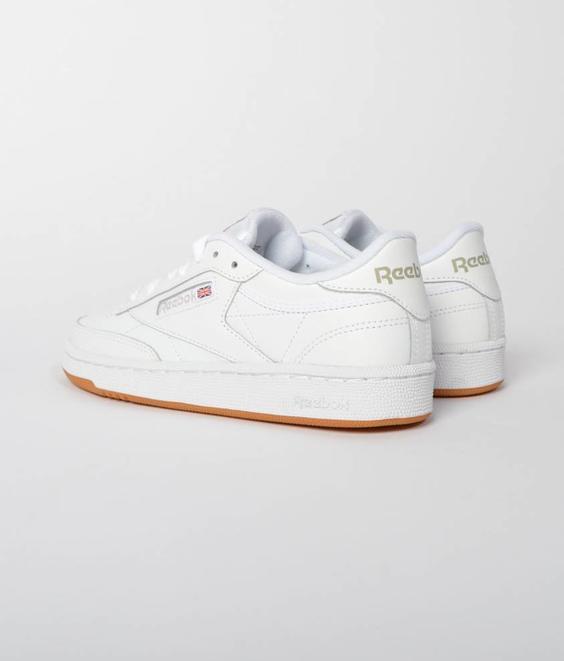Reebok Reebok Club C 85 White/Gum