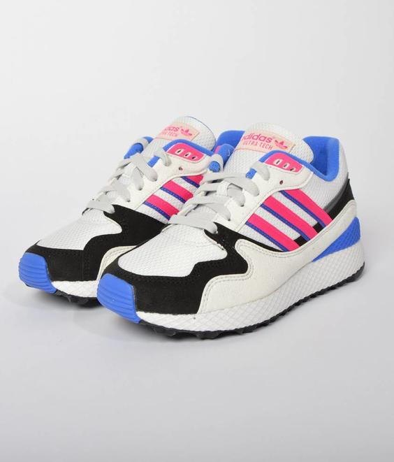 Adidas Adidas Ultra Tech White Pink