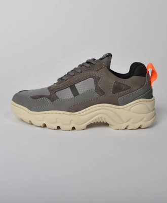 Filling Pieces Filling Pieces Low Curve Iceman Trimix Dark Grey