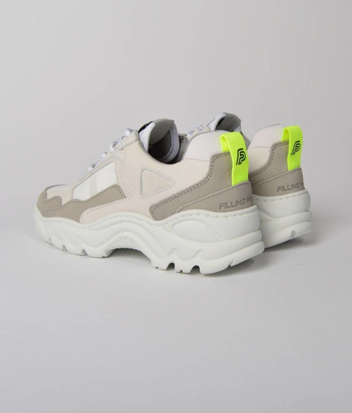 Filling Pieces Filling Pieces Low Curve Iceman Trimix White
