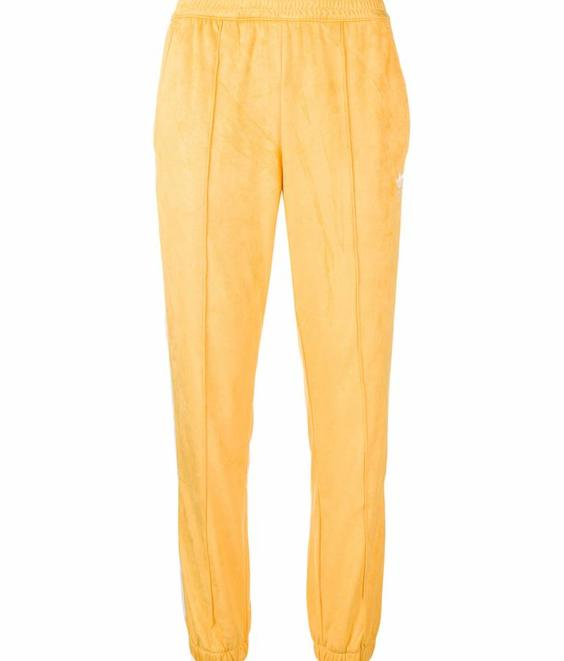 Adidas Adidas Regular Track Pants Cuff Yellow