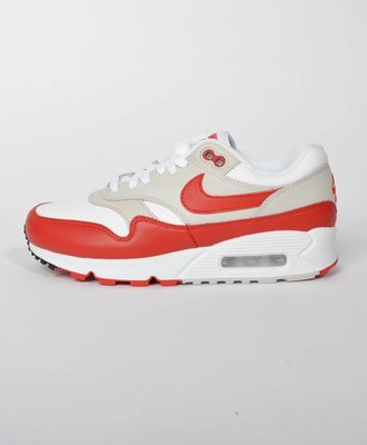 Nike Nike W Air Max 90/1 White University Red