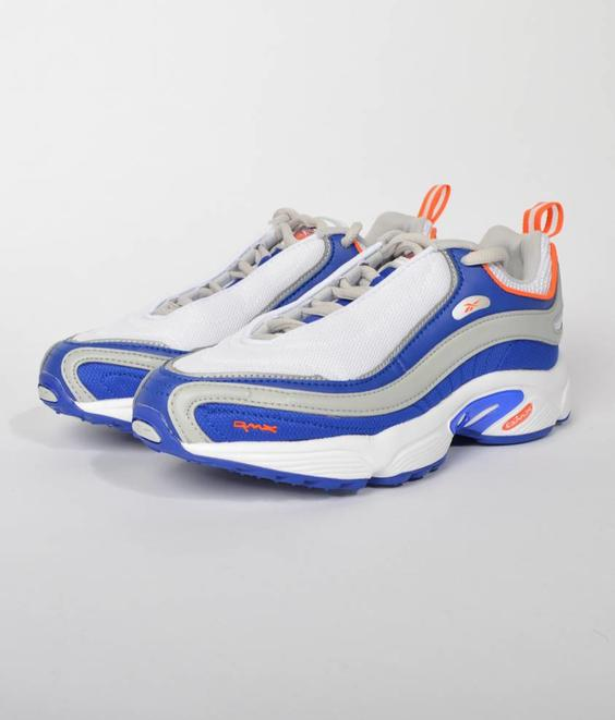 Reebok Reebok DMX Daytona White Blue Move Grey Lava