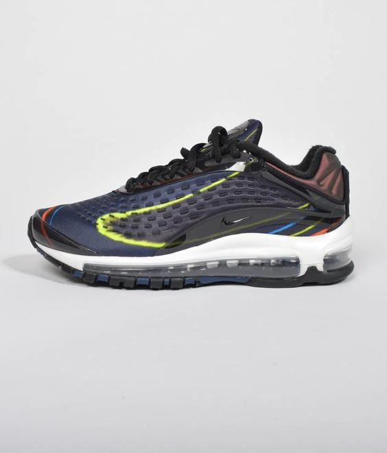 Nike Nike W Air Max Deluxe Black MIdnight Navy