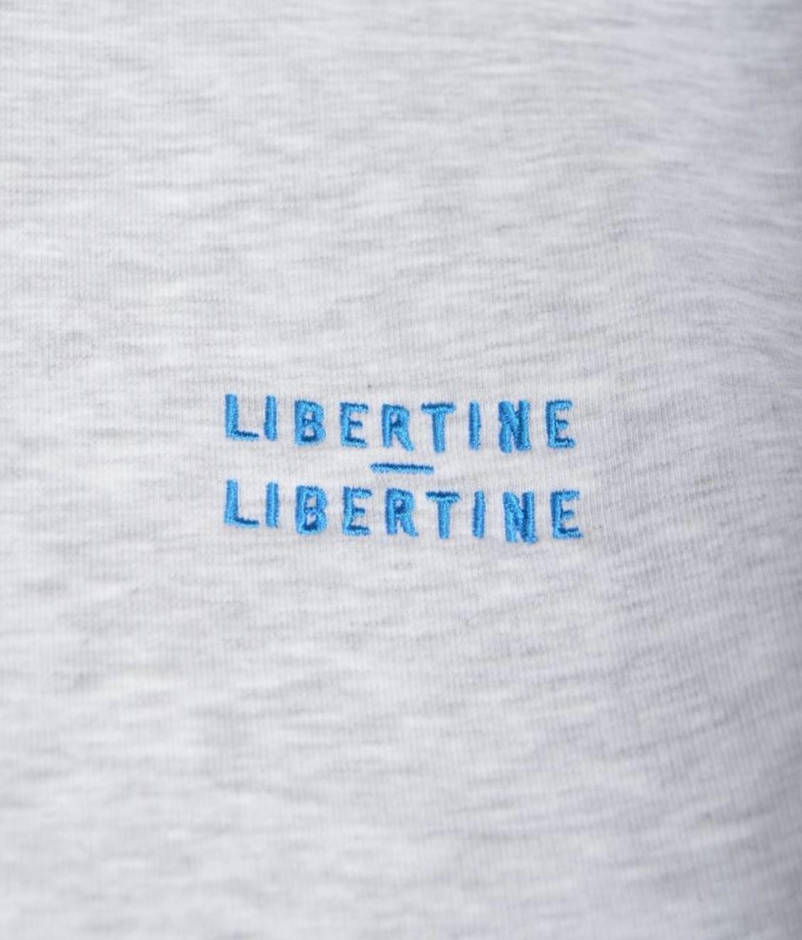 Libertine Libertine Libertine Copeland L-L Hoodie Light Grey