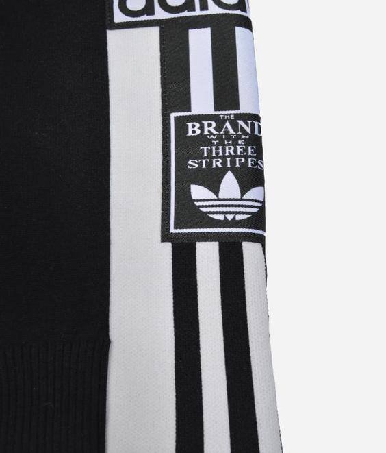 Adidas Adidas Adibreak Woven Track Pants Black