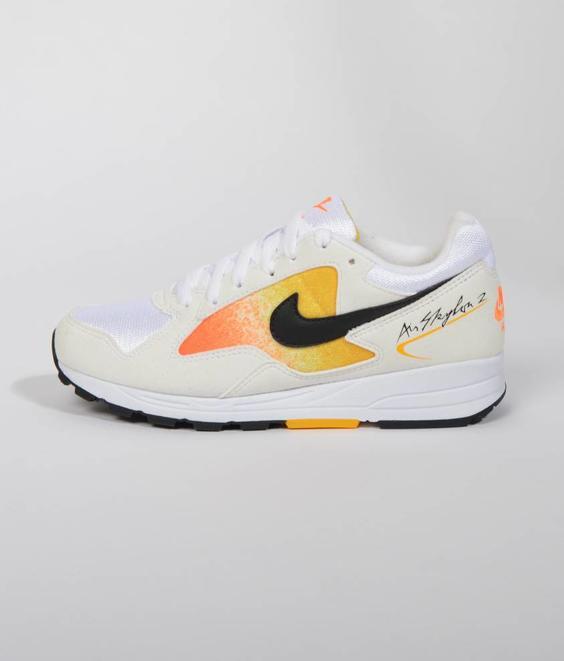 Nike Nike Air Skylon II White Black Amarillo
