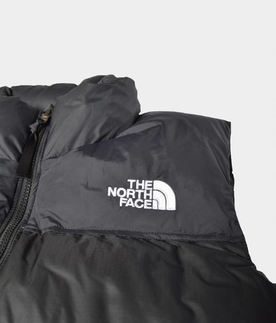 The North Face The North Face W 1996 Nuptse Vest Black