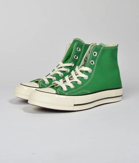 Converse Converse Chuck 70 Hi Pine Green