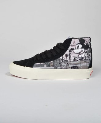 Vans Vans Vault OG Sk8 Hi LX Mickey 90 Mr. Cartoon