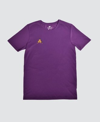 Nike Nike ACG Tee Night Purple Bright Mandarin
