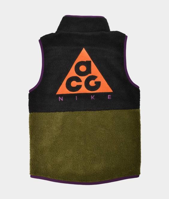 Nike Nike ACG Vest Black Olive Canvas
