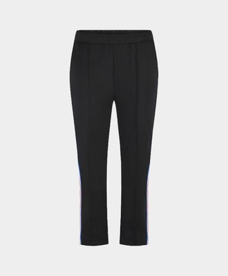 Etre Cecile Etre Cecile EC Crop Retro Trackpants Black