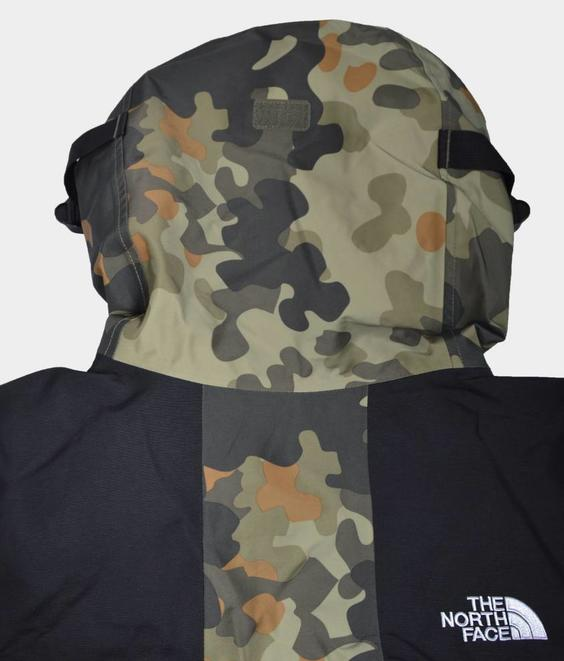 The North Face The North Face 1990 Mountain Jacket Gore Tex Camo