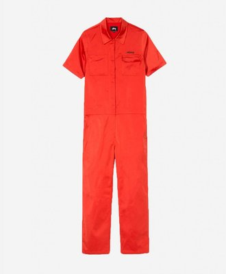Stussy Stussy Nora Coverall Red