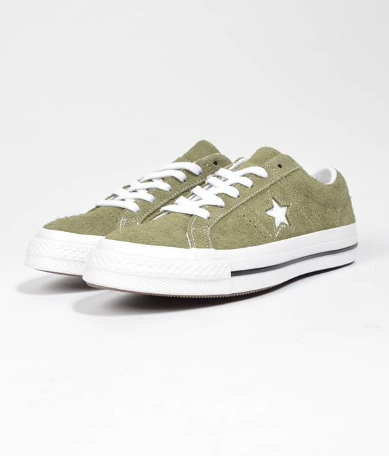 Converse Converse One Star OX Green