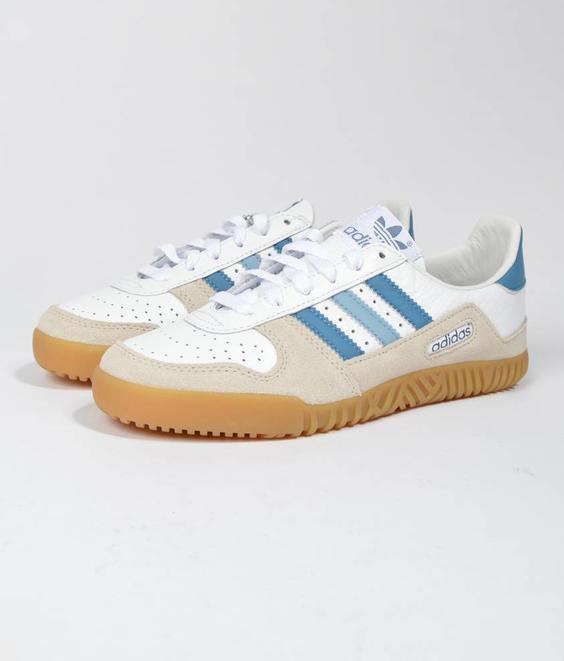 Adidas Adidas Indoor Comp SPZL White