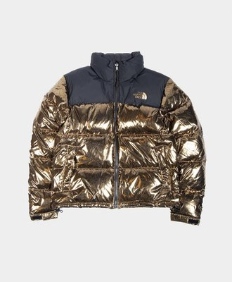 The North Face The North Face W 1996 Nuptse Metallic Copper