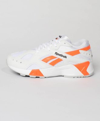 Reebok Reebok Aztrek White Solar Orange