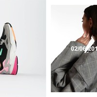 Adidas Originals Falcon, the Maha way.