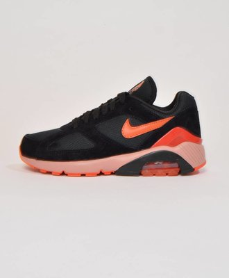Nike Nike Air Max 180 Black Team Orange