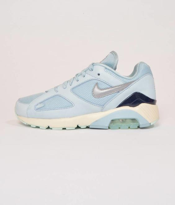 Nike Nike Air Max 180 Ocean Bliss Metallic Silver