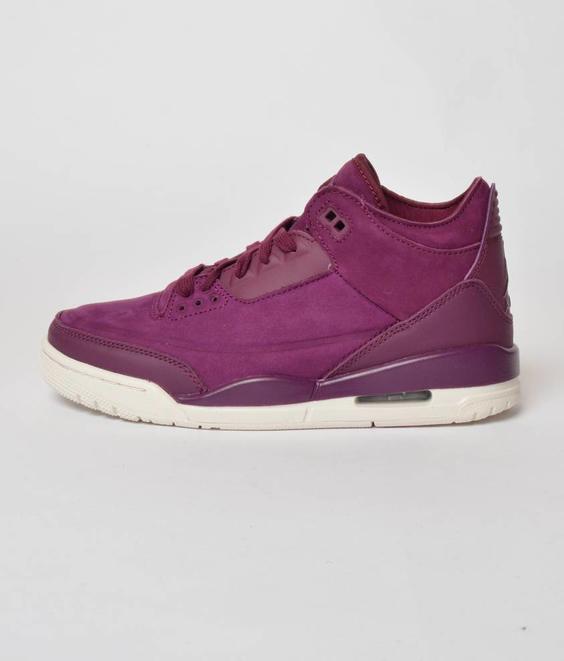 Nike Nike Air Jordan 3 W Retro SE Bordeaux