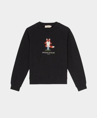 Maison Kitsune Maison Kitsune Sweatshirt Pixel Fox
