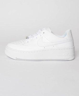 Nike Nike W Air Force 1 Sage Low White White