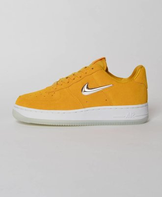 Nike Nike W Air Force 1 07 PRM Yellow Ochre