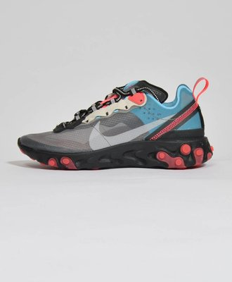 Nike Nike React Element 87 Solar Red