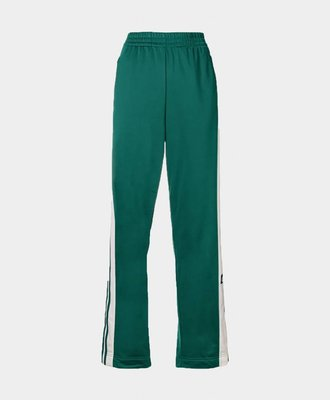 Adidas Adidas Adibreak Track Pants Noble Green