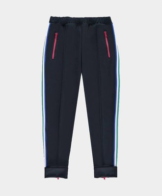 Etre Cecile Etre Cecile EC Crop Retro Trackpants Dark Navy