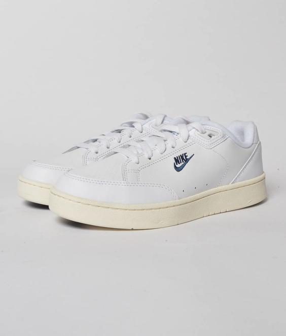 Nike Grandstand ll White/Navy Sail Artic Punch